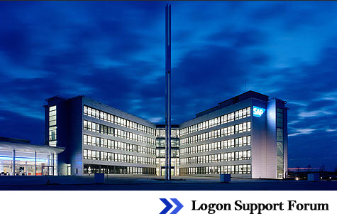 Logon Support Forum